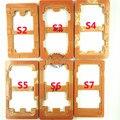 Separador de tela de lcd molde de vidro exterior para samsung galaxy s2 s3 s4 s5 s6 s7 nota 2 Nota 3 Nota 1 2 3 4 5 E7 E5 A5 A7 A8 A9 2016