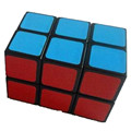 2017 New 2x2x3 57mm Magic Cube Speed Puzzle Cubes Educational Toy Special Toys