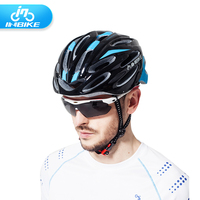 24 Vents INBIKE Cycling Helmet Bike Bicycle Helmet Capacete MTB Head Circumference 58 63cm 6 Colors
