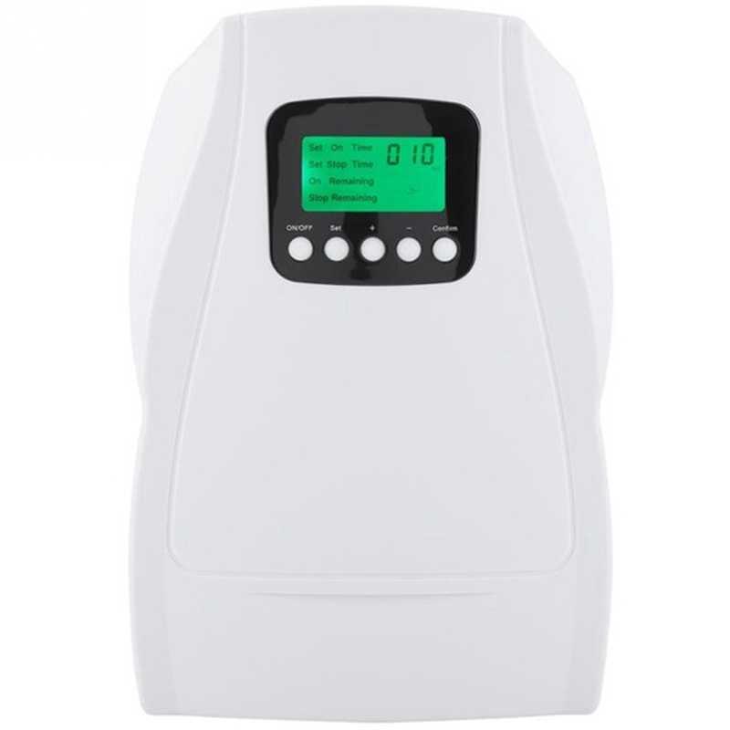 Przenośny Generator ozonu 110 do uzdatniania wody maszyna do mycia warzyw owocowych świeży filtr powietrza jonizator-wtyczka amerykańska