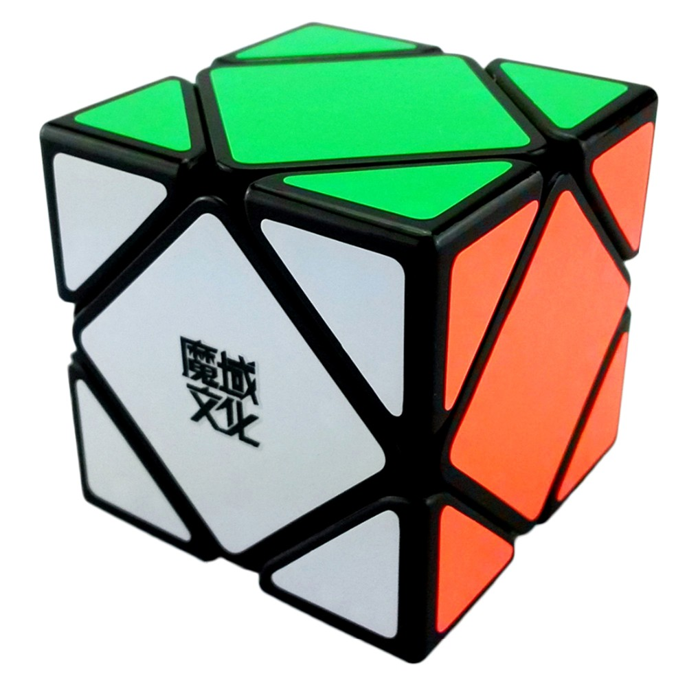 Hiqh Quality Moyu Brand 60mm Speed Magic Cube Puzzle Skew Cubes Kids Educational Toys For Children Cubo Magico New Year GiftHiqh Quality Moyu Brand 60mm Speed Magic Cube Puzzle Skew Cubes Kids Educational Toys For Children Cubo Magico New Year Gift