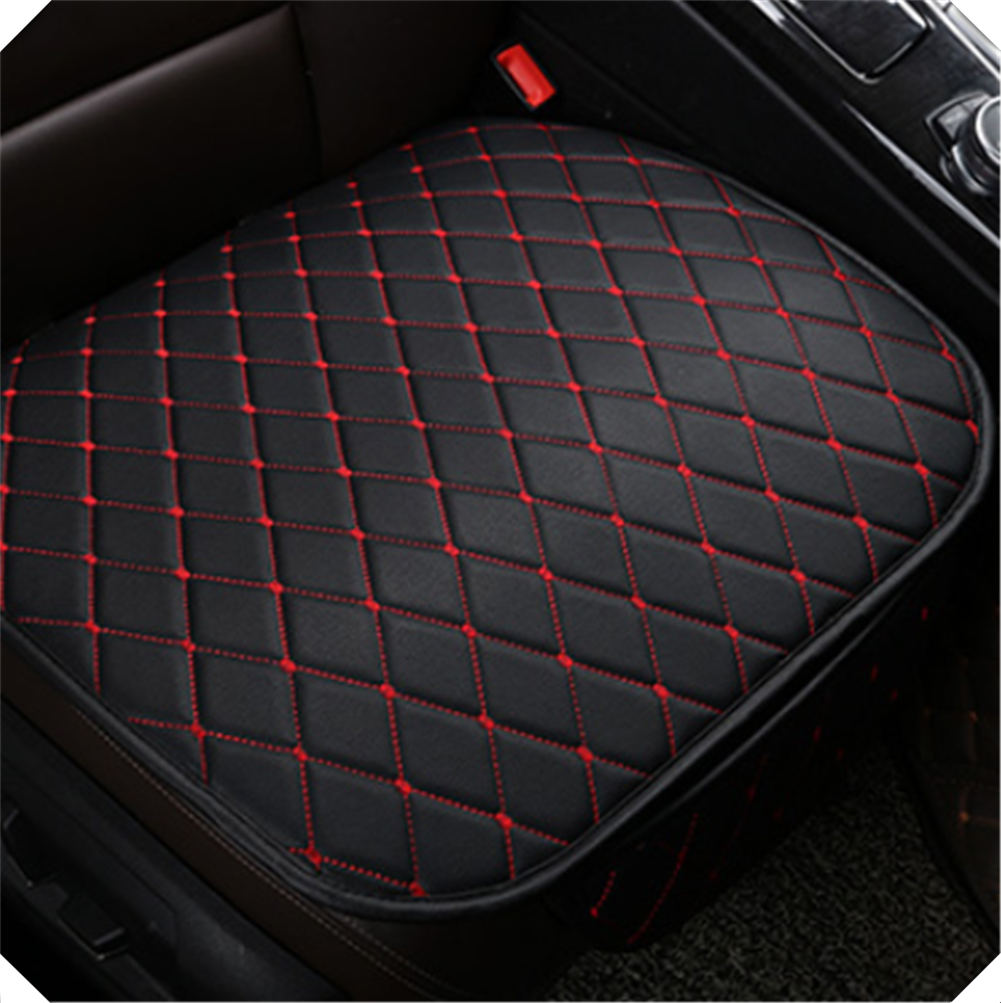 Universal leather <font><b>car</b></font> <font><b>seat</b></font> cushion protection pad interior accessories for <font><b>Mercedes</b></font> Benz W203 W210 <font><b>W211</b></font> W204 A C E S CLS image
