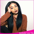 Overwatch African Synthetic Lace Front Wigs Natural Black Yaki Straight Full  Lace Wigs&cCosplay Wigs For Black&American Women