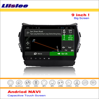 Liislee Android GPS Navigation System For Hyundai Santa Fe / Maxcruz / ix45 2012~2016 Radio Stereo Audio Video ( No DVD Player )
