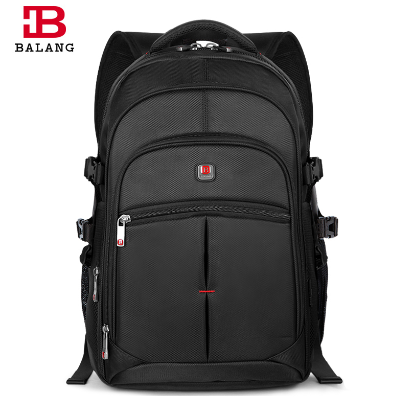 BALANG Brand Business Laptop Backpack Travel Backpack Fashion School Bags for Teenagers Men Trendy Bags for Teenagers Boys roblox game casual backpack for teenagers kids boys children student school bags travel shoulder bag unisex laptop bags