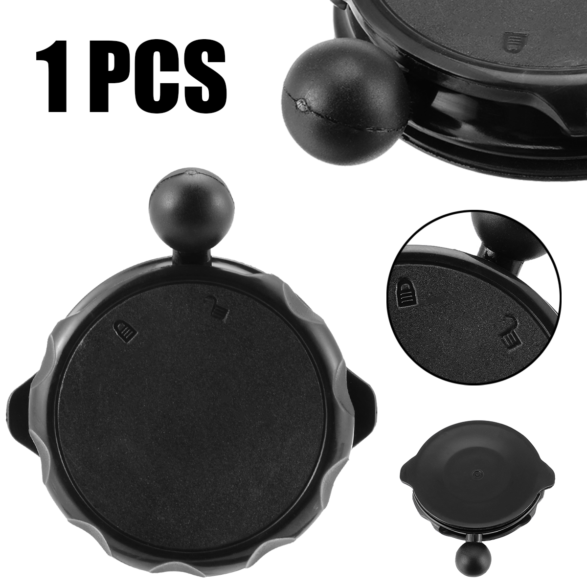 1pcs Car Windshield Holder Mount Suction Cup for TomTom Start 20 25 60 GO Live 800 825 VIA GPS Mount Support Car-Styling