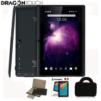 Dragon Touch Y88X Plus 7 Inch Tablet Quad Core Android 5 1 Tablet Case Screen Protector