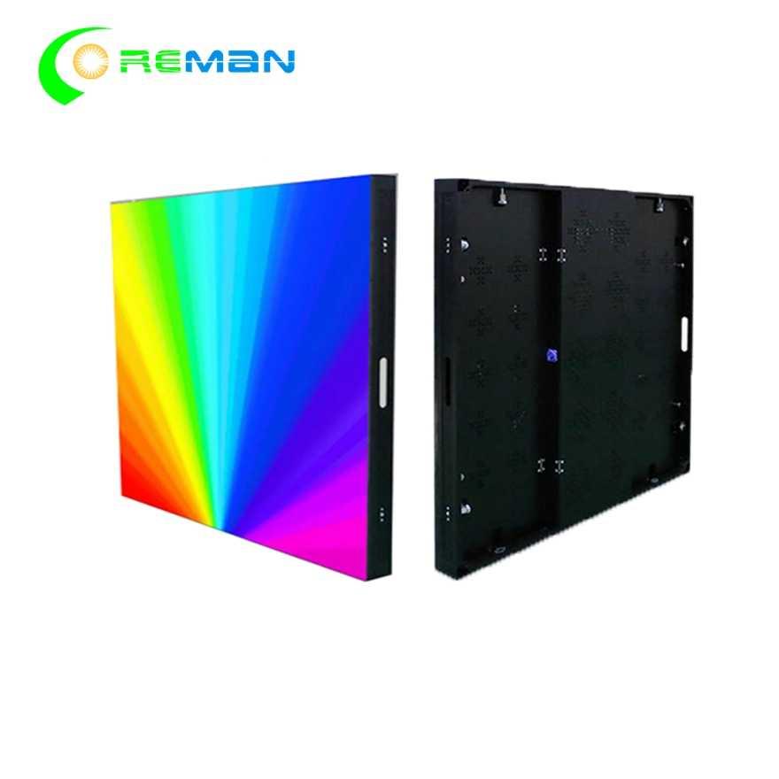 Módulo led para pantalla de vídeo interior P6 P5 P4 256*128MM 64*32 panel píxel más pequeño HD interior p3 módulo matriz de led rgb a todo color