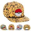 Pokemon Идут Команды Доблести Команды Мистик Команда Инстинкт Покемон Cap Hat Мужчины Мужской оснастки Бейсболки