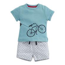 Новинка летняя Брендовая детская крутая велосипедная футболка