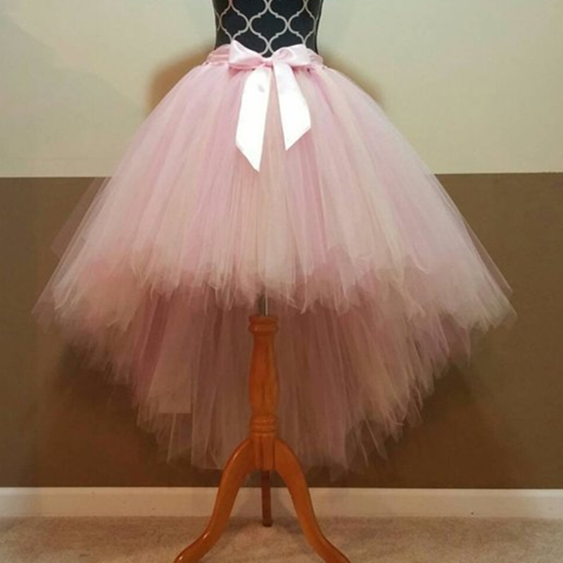 Halloween Available tutu skirt Fully LINED pale pink and pink Tutu Adult tutu fairy cut edge bride tulle princess tutu skirt цена и фото