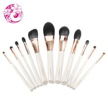 Energia marka wysoka QualitiyHair Brush pędzle do makijażu makijaż Maquillaje Pinceaux Maquillage Pincel bzy