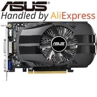 ASUS Video Card Original GTX 750Ti 2GB 128Bit GDDR5 Graphics Cards For NVIDIA Geforce GTX750Ti Used