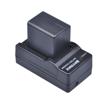 1Pc 3900mAh VW VBT380 VW VBT190 Battery+ Car Charger Plug for Panasonic HC V720,HC V727,HC V730,HC V750,HC V757,HC V760,HC V770