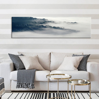 Nordic Poster Mountain Natural Abstract Wall Pictures Living Room Art Decoration Pictures Scandinavian Canvas Painting Prints