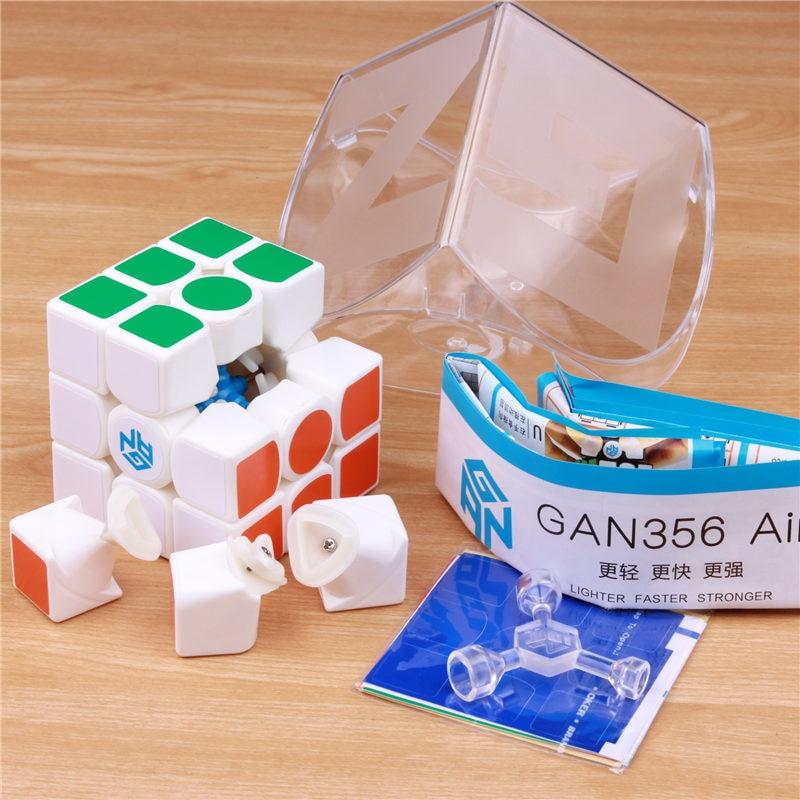 Cube de vitesse de l'air GAN 356 GANS cubo magico profissional puzzle - Jeux et casse-tête - Photo 3