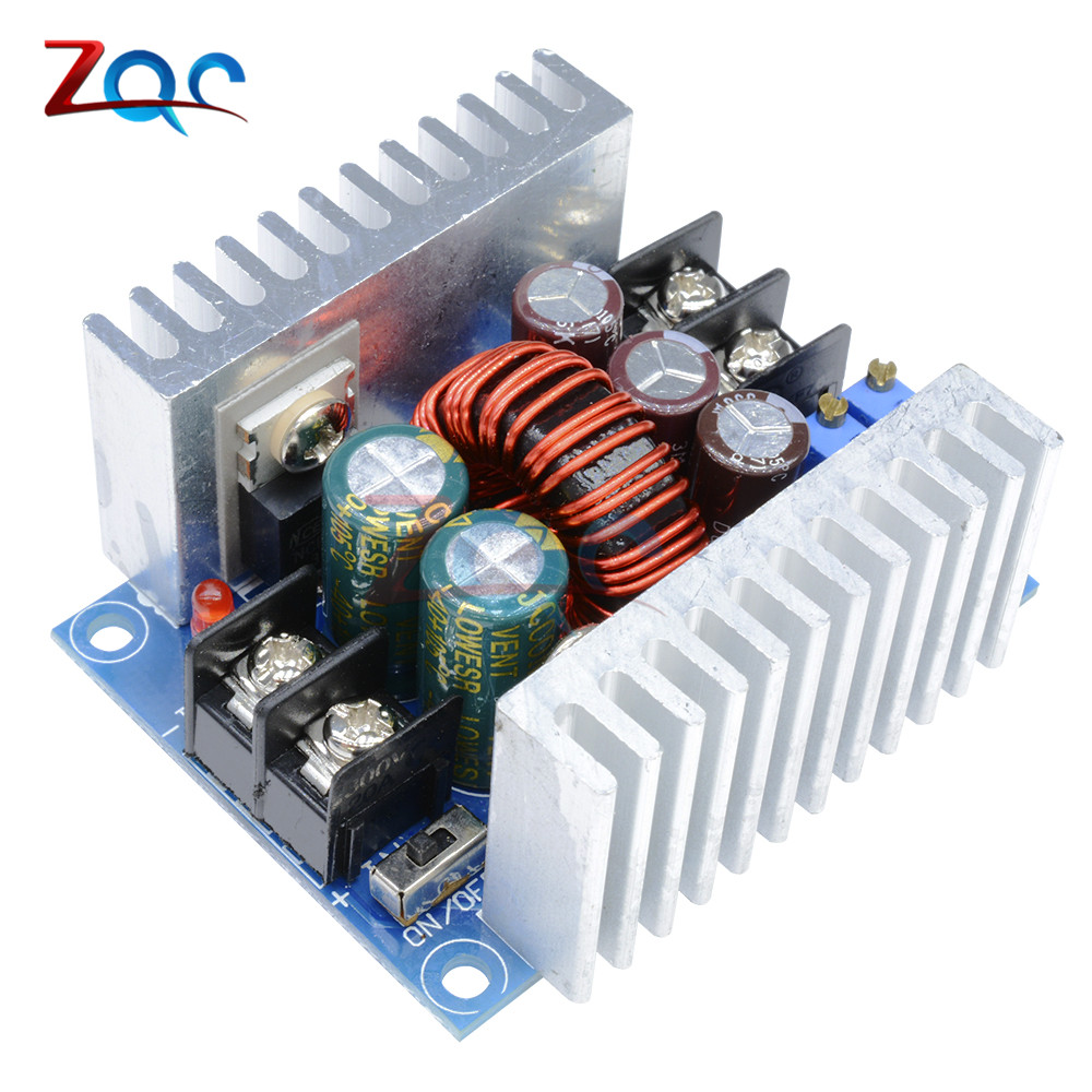 DC-DC Buck Converter 300W 20A Step-down Module Constant Current LED Driver Power Step Down Voltage Module