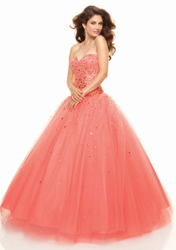 Aliexpress.com : Buy 2015 New Arrival Sweetheart Ball Gown Puffy ...