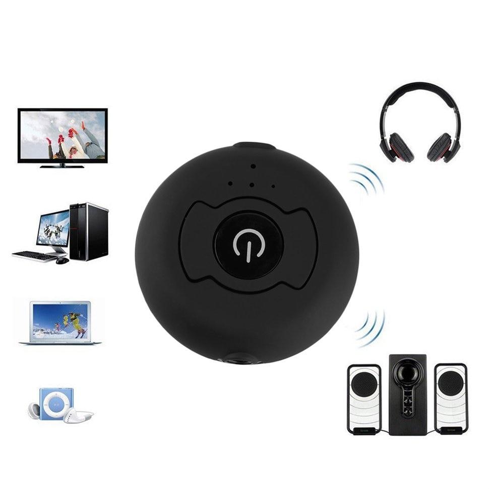 10 pièces Sans Fil Bluetooth 4.0 Audio Stéréo Dongle Adaptateur Émetteur pour PC TV