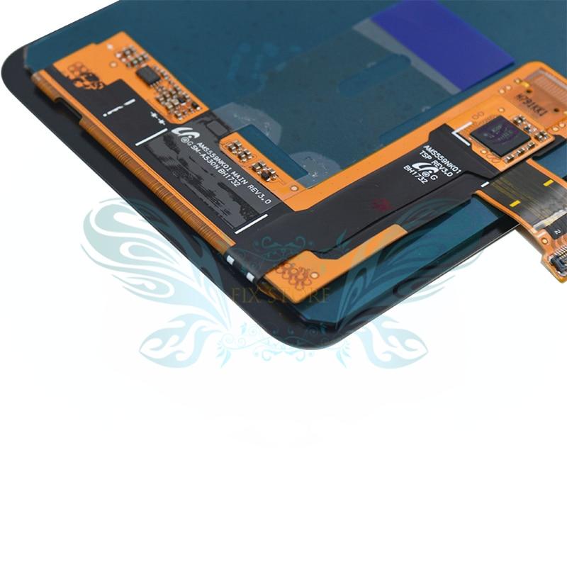 SAMSUNG Galaxy A8 2018 A530 LCD Display