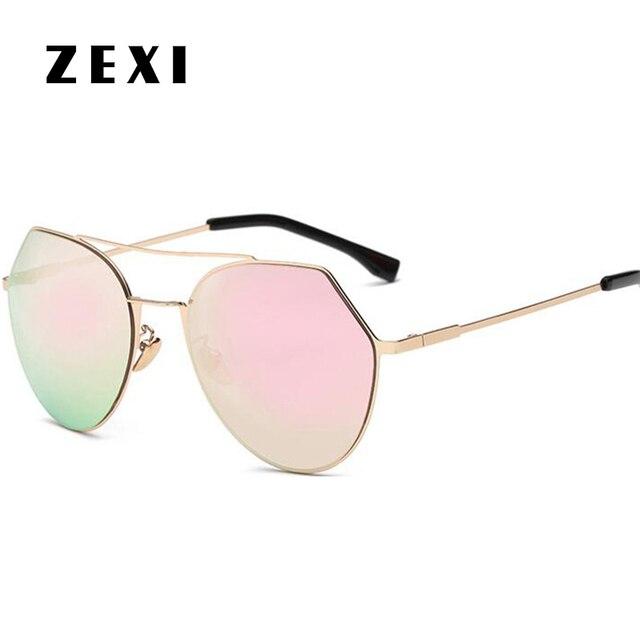 Sonnenbrille Damen Rosen Mode Jurte , Grau / Rot