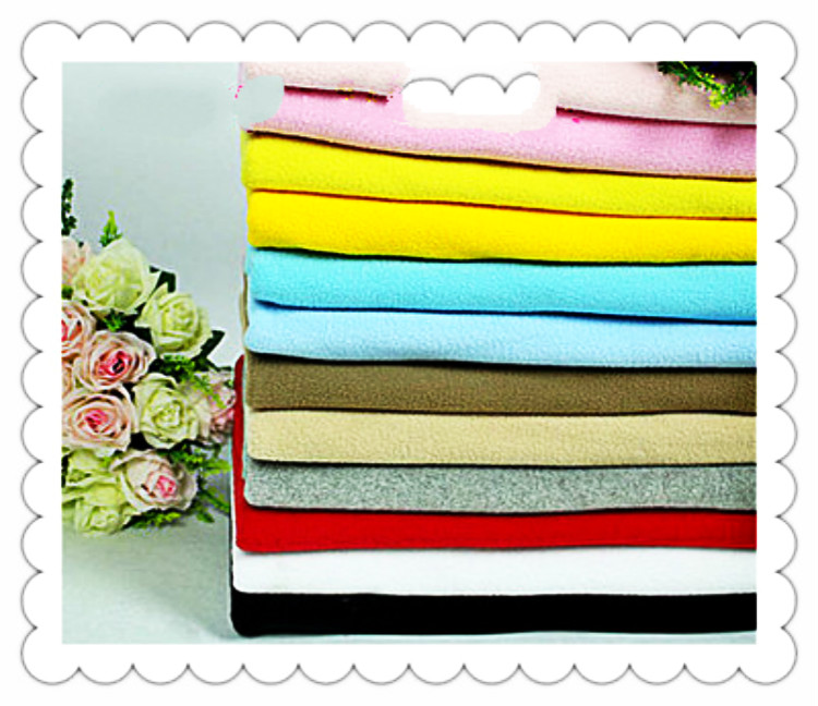 Polar fleece fabric, Patchwork fabric for sewing,coral cashmere felt handmade dolls doll clothing lining cloth,50*50CM