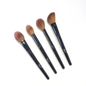 Ailinmi WG-SERIES Face Brushes - Fluffy-Cheek 14 Tapered-Face 21 Angled-Contour 22 Tapered-Highlight 23 - Makeup Blending Tools 3