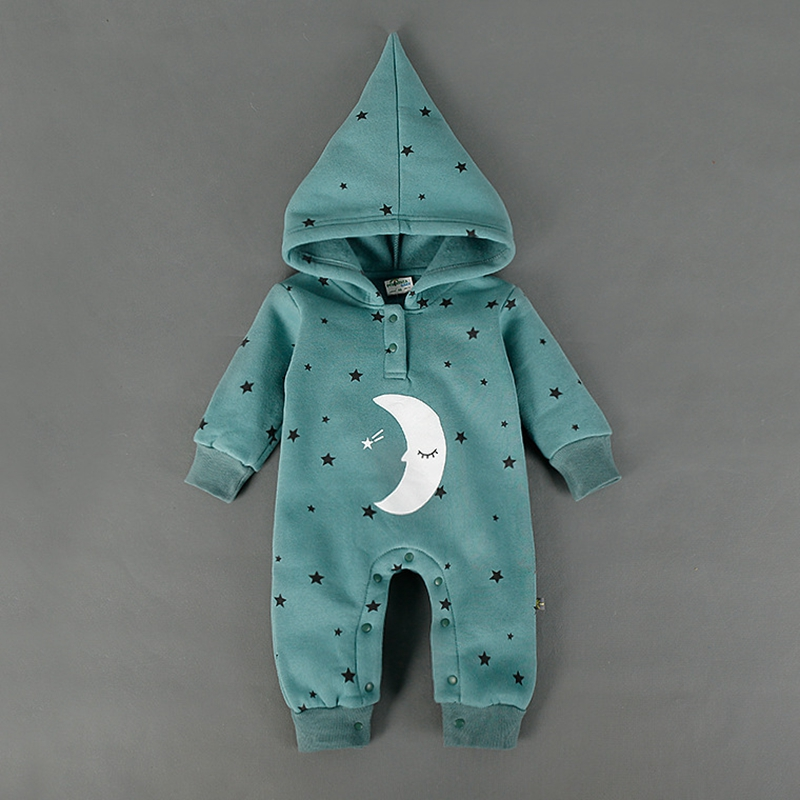 Baby Rompers Winter Girls Clothing Sets Cotton Velvet Autumn Baby Boy Clothes Roupas Bebes Newborn Baby Clothes Infant Jumpsuits hot new autumn fashion baby rompers cotton kids boys clothes long sleeve children girls jumpsuits newborn bebes roupas 0 2 years