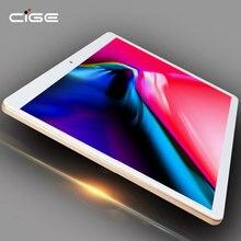 10.1 Inch Original 3G 4G Phone Call Android 7.0 Octa Core Tablet pcs 64GB ROM 4GB RAM WiFi FM Bluetooth Nice smart Tablets 7 8 9