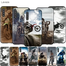 Lavaza Moto Cross Motorcycle Case for Samsung Galaxy Note 10 Plus A10 A30 A40 A50 A70 M20 A20 A20S A10S A30S A50S