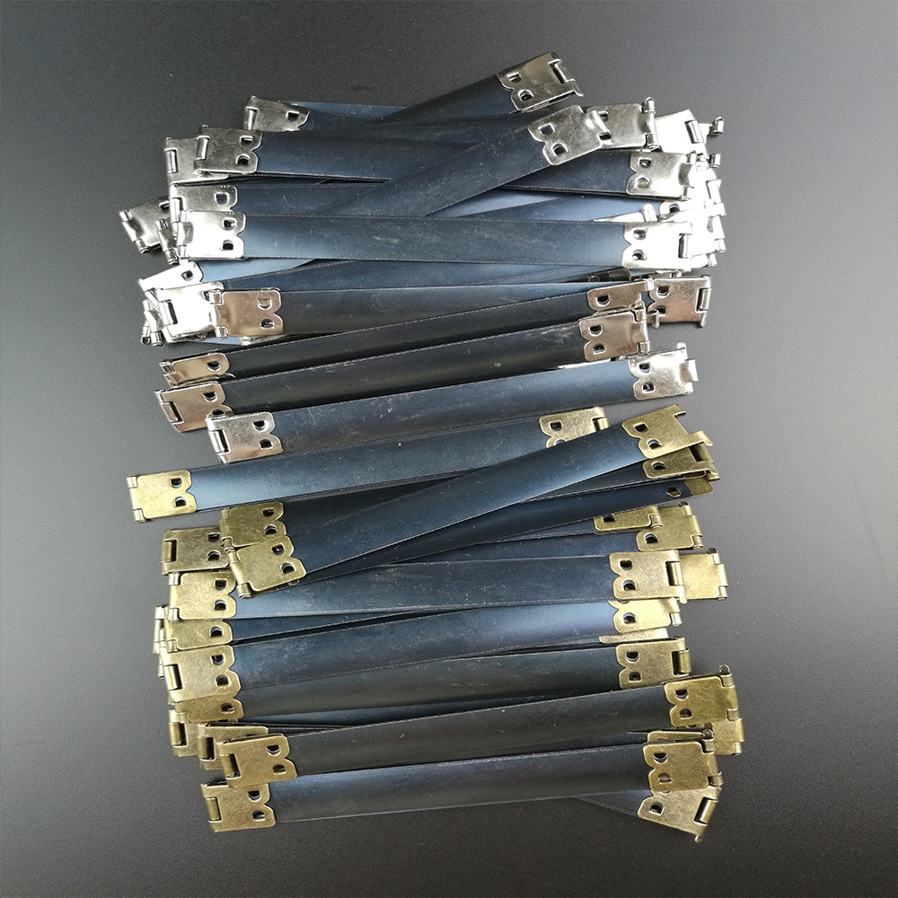 Buckles & Hooks Home & Garden 5pcs/set Metal Internal Frame Clasp Lock For Purse Vintage Internal Flex Handbag Handle Diy Sewing Bags Accessories 8/10/12cm