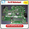 100% motherboard laptop trabalhando para hp 718917-001 da0u33mb6d0 with i3 cpu series mainboard, placa de sistema