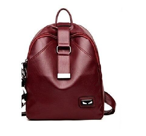 NPASON 2018 плечо рюкзак из мягкой искусственной кожи сообщение/мобильного телефона сумка Для досуга рюкзак высокое качество Лидер продаж