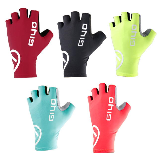 Non-Slip Lycra Cycling and Fitness Gloves  5 styles