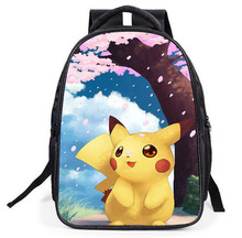 2016 New Backpack Fashion Character Children School Bags Backpack For Kids Girls And Boys Cartoon Backpack