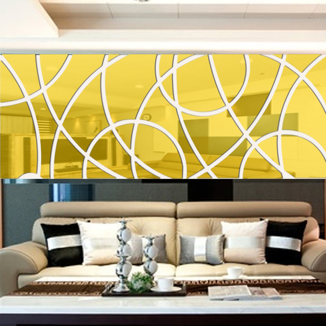 Luxury Abstract Mirror Wall Art Image Collection - Wall Art ...