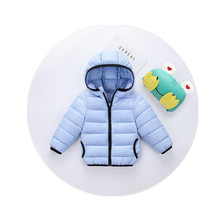 AJLONGER Children Winter Coats Fashion Girls Jackets Children Clothing Girls Coats Cotton Warm Down Jackets For Kids Outerwear