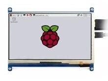 "Waveshare 7 ""HDMI LCD (C) kapazitiven Touchscreen IPS Unterstützt Raspberry Pi Null/Null W/Null WH/2B/3B/3B + Computer Monitor"