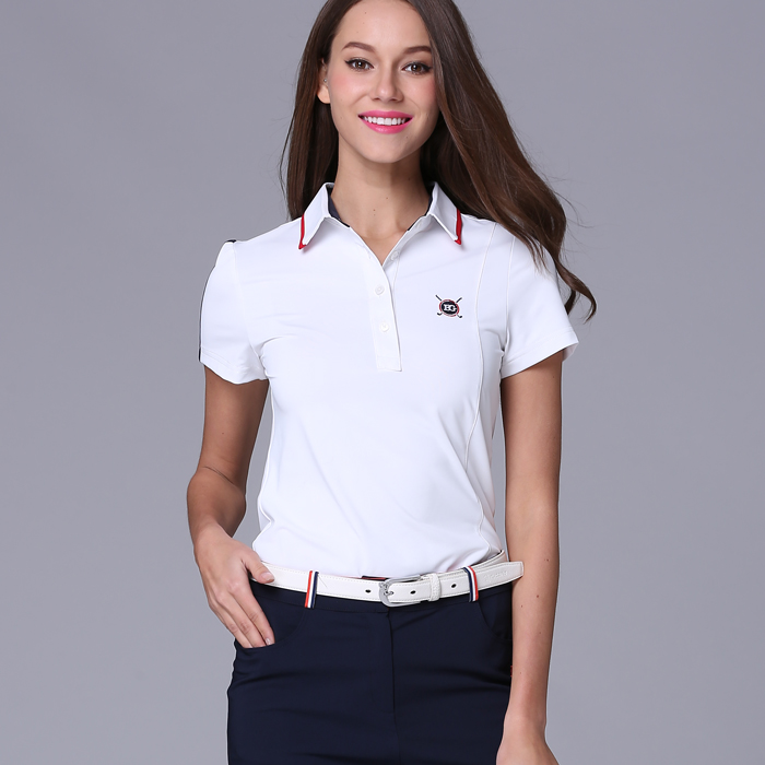 Online buy wholesale golf shirt women from china golf for Bulk golf shirts wholesale
