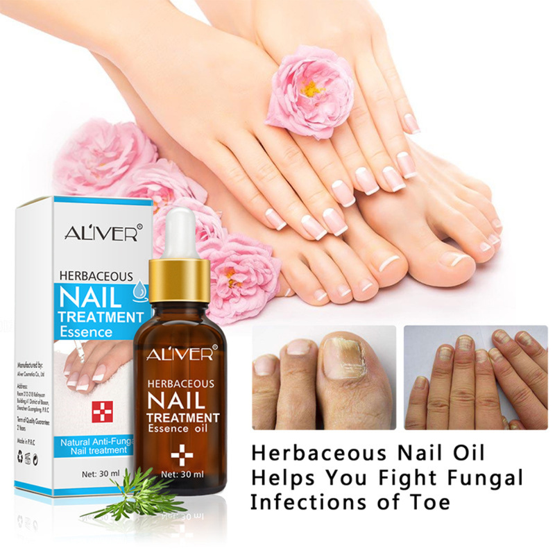 Essence-Serum Nail-Treatment Brighten Skin-Care Nourishing Hand-Foot Fungal TSLM1 Remove-Onychomycosis-Toe