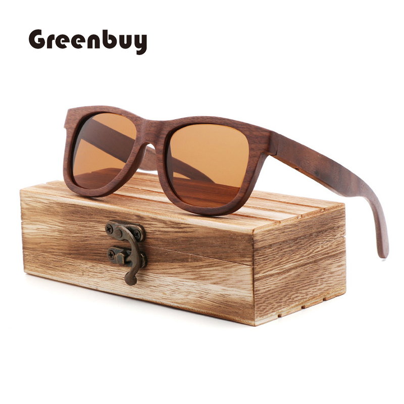 6969ac7912bc Detail Feedback Questions about walnut wood sunglasses cherry wood  sunglasses polarized sunglasses women wood bamboo UV400 sunglasses on  Aliexpress.com ...