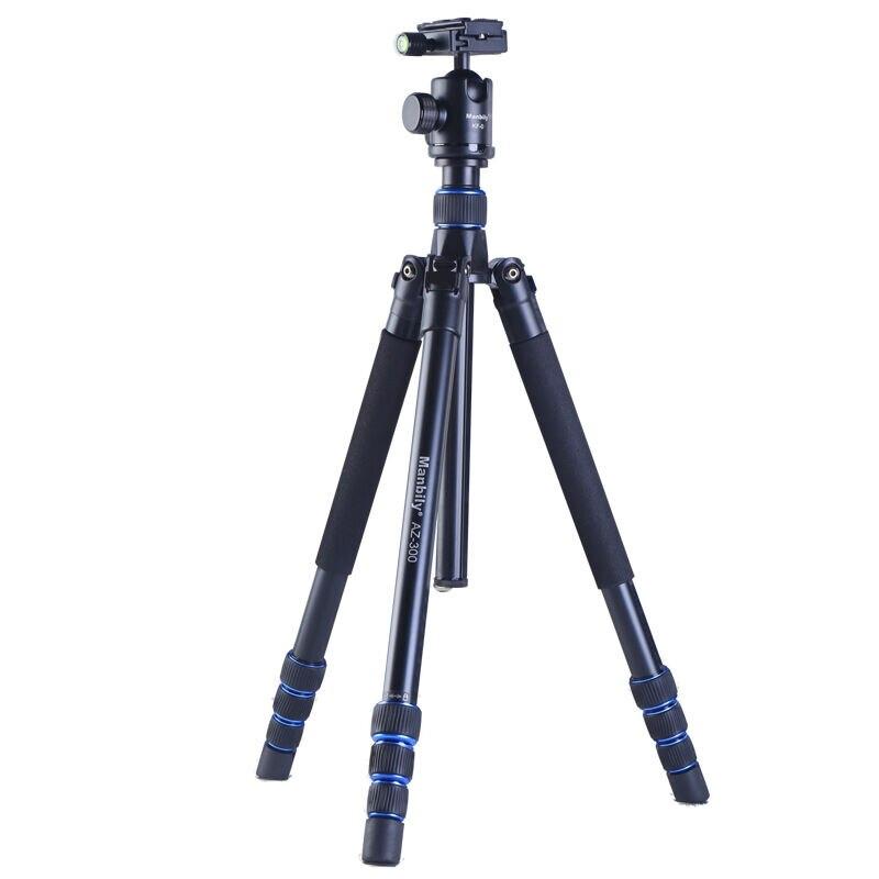 Manbily AZ300 DSLR Kamera üçün Yığcam Səyahət Tripod Monopod - Kamera və foto - Fotoqrafiya 2