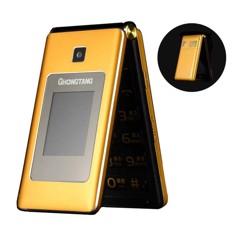 mafam-font-b-f1-b-font-homens-clamshell-telefone-movel-da-aleta-tela-dupla-fino-anciao-senior-24-polegada-touch-screen-one-chave-lanterna-celular-de-luxo