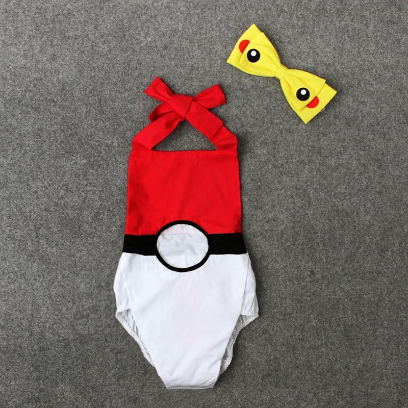 Online Get Cheap Pokemon Baby Clothes Aliexpress Com