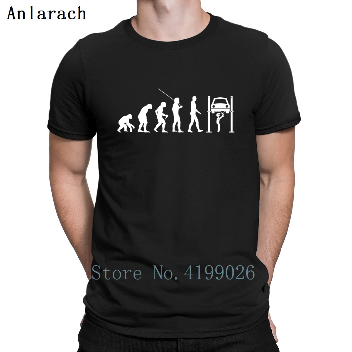 Car Lover Mechanic Car Guy Evolution Xmas Gift T Shirt Spring 2019 Hiphop Cheap Fitness Clothing Custom Quirky Plus Size