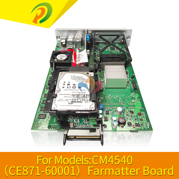CE871-69003 CE871-60001 Logic main board PCA ASSY formatter board for HP color LaserJet CM4540/4540MFP series with HDD