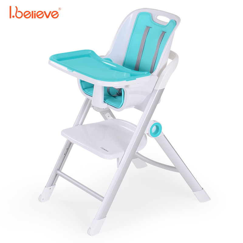 I.believe children dining chair dining chair adjustable folding portable multifunctional baby dinner table and chair seating baby seat folding dining chair for children eating multifunctional portable baby chair for children aged 0 4 years table