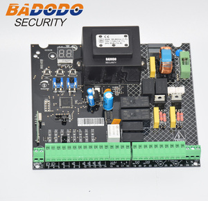 Image 1 - 230VAC Power input Swing Gate opener board card chip circuit board controller Control Panel remote control optional