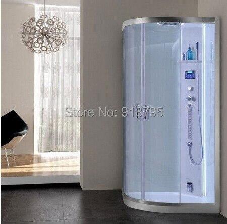 Cabine doccia a vapore bagno di vapore di lusso cabine - Bagno di vapore polmoni ...