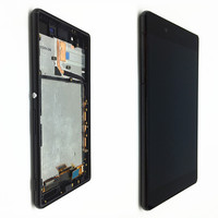 5 2 IPS For SONY Xperia Z3 Plus E6533 E6553 LCD Screen Touch With Frame For